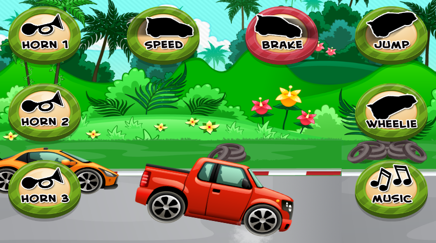 Online Vehicle Games for children