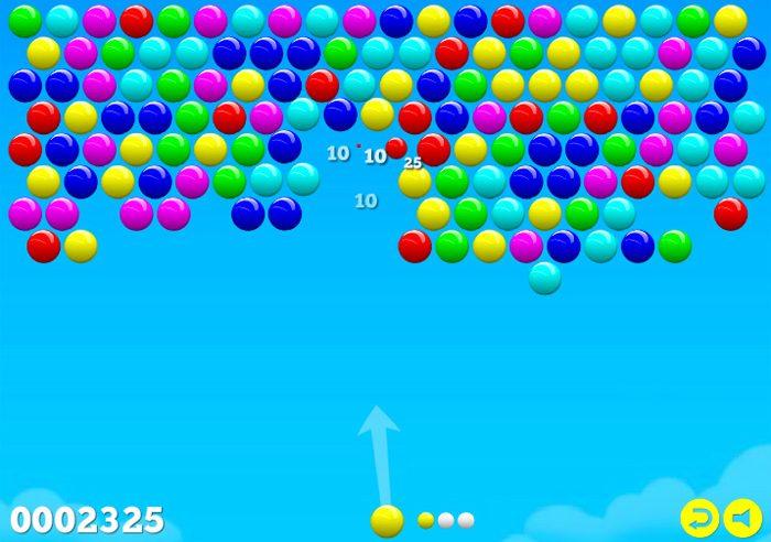 Enjoy Bubble Games