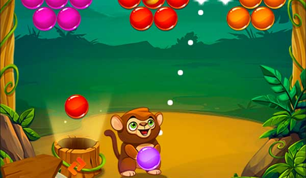 Bubble Game: Shoot Colorful Targets