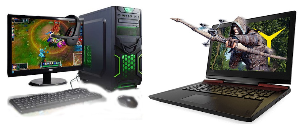 "The "" New World "" laptop or computer Gaming"