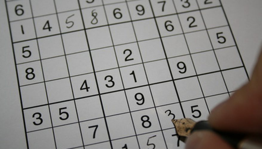 How Solving Sudoku Puzzles Could Make You Feel Smart