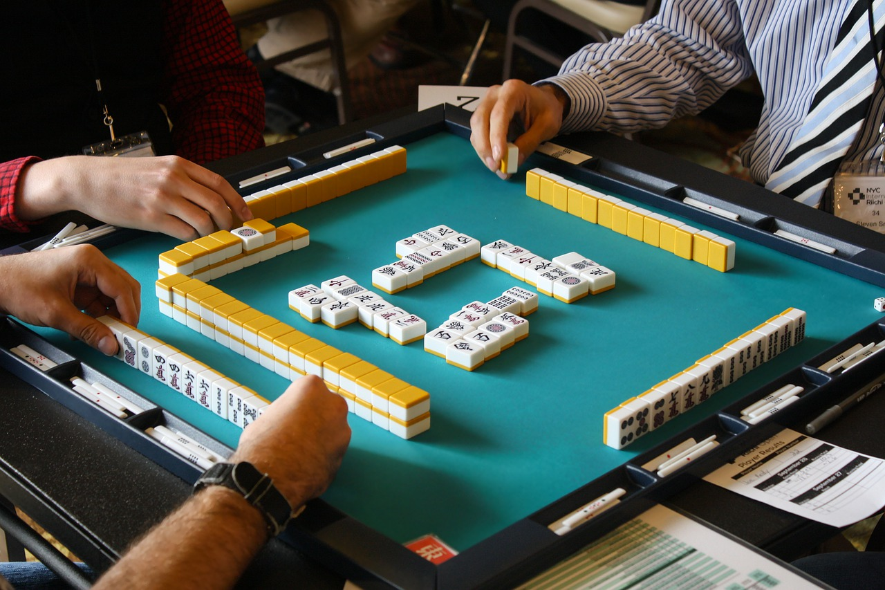 Top 4 Simple Tips For Mahjong Newcomers!