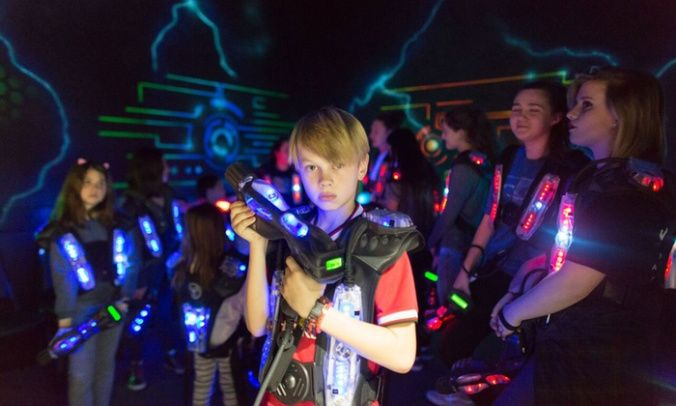 Laser Tag – The Best game for you and your friends