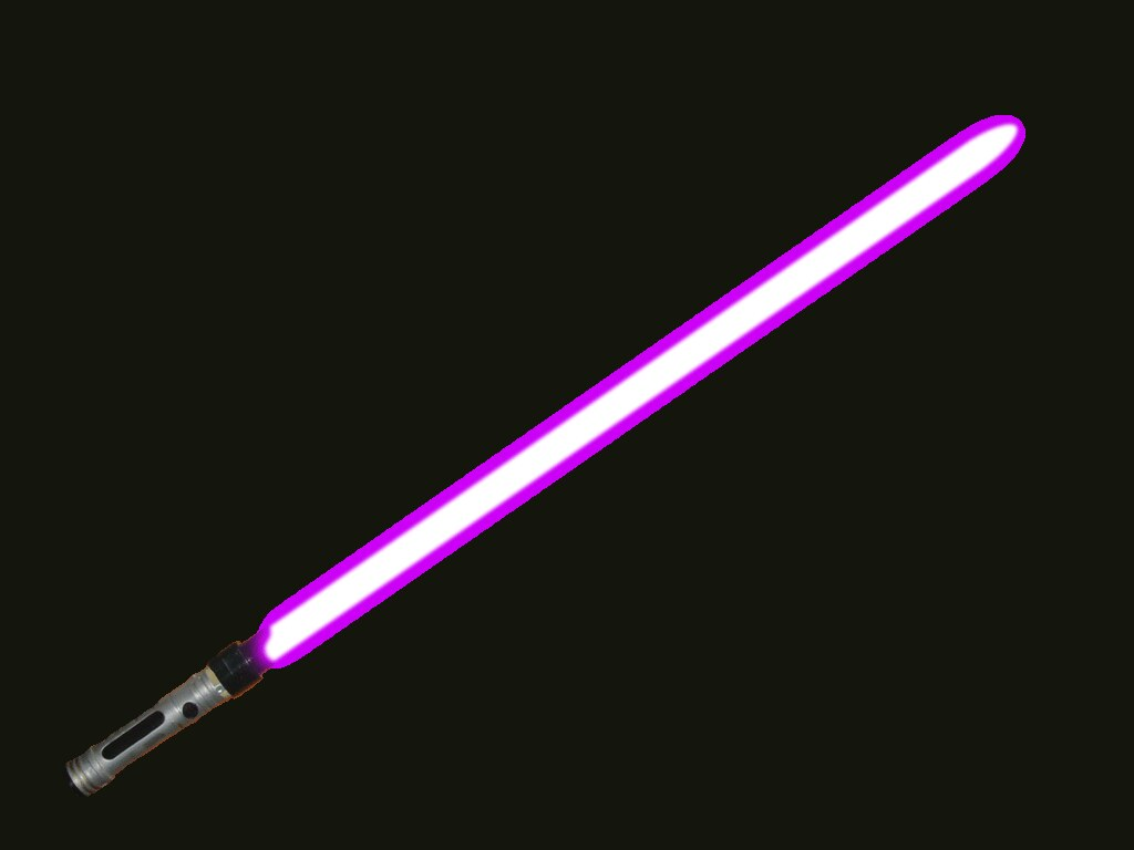 How Mace Windu Acquired his Purple Lightsaber